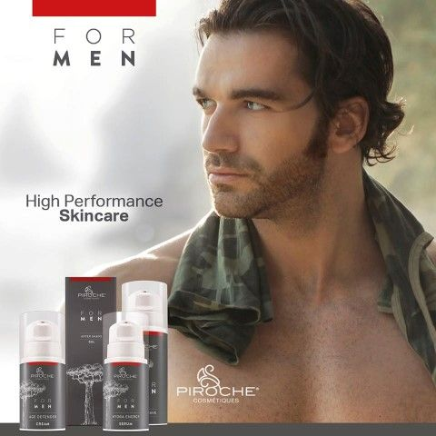 High Performance Skincare for men