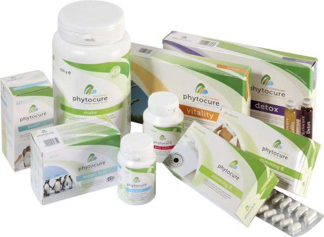 Phytocure supplementen